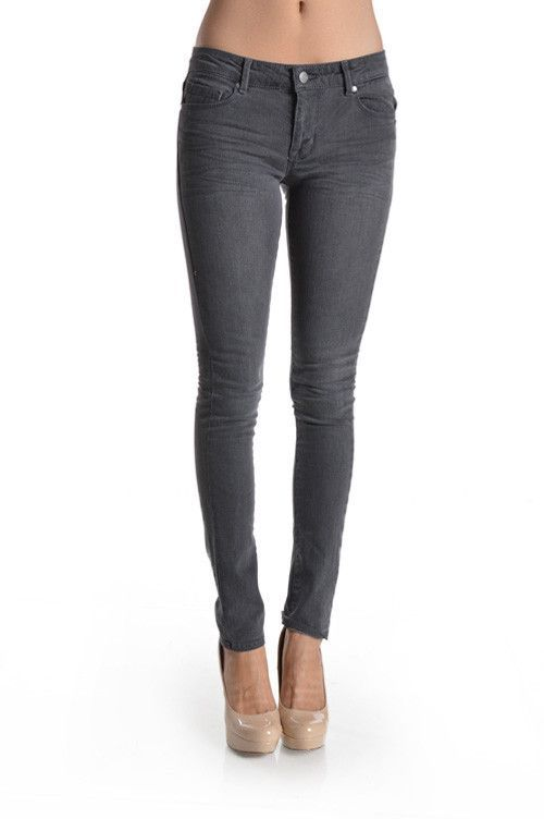 1000  ideas about Grey Skinny Jeans on Pinterest | Mules shoes ...