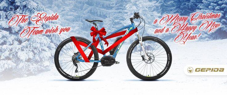 A bike for Christmas...www.gepida.com