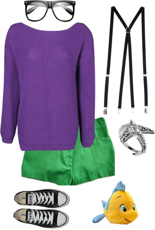 this will be my halloween costume hipster ariel done - Hipster Halloween Ideas