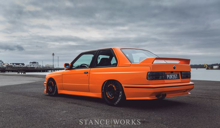 Someone Should Combine Old Bmws With New Ones