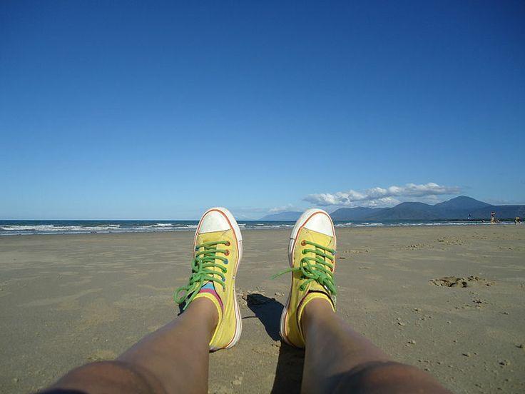 File:Converse shoes at Port Douglas.JPG cc license