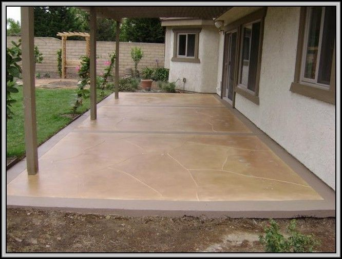 Removing Concrete Patio - Home Design Ideas and Pictures