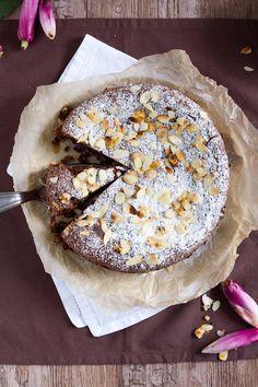 Sizilianischer Mandelkuchen
