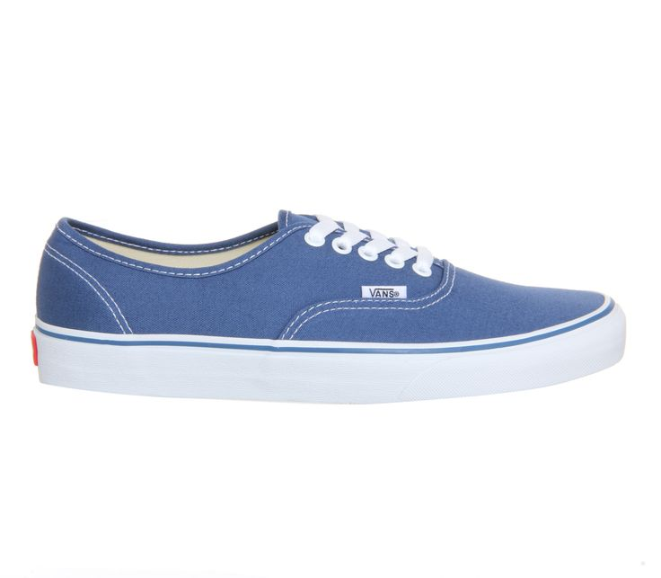 Buy Navy Vans Authentic from OFFICE.co.uk.