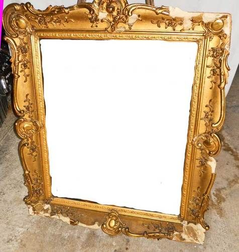 Large Old Fashioned Picture Frames Frameswalls