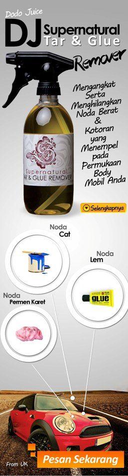 Dodo Juice Supranatural Tar & Glue CLEANER, berfungsi untuk mengangkat kotoran yang menempel pada bagian interior maupun eksterior pada kendaraan. #Dodo Juice #Cleaner #Otomotif #Mobil #Motor #Toko Online Perlengkapan Otomotif #Fastworld