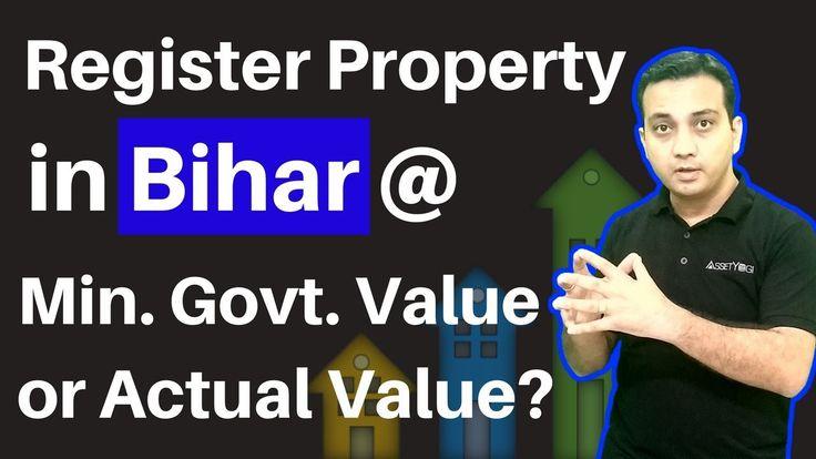 Bhumi Jankari - Minimum Value of Land & Property in Bihar for Stamp Duty   Should you register agricultural land or property in Bihar at Minimum government rate of land or actual market value? Let's find out about Bihar Land Registry Details.   #RealEstate #BhumiJankari #BiharPropertyRegistration #AssetYogi