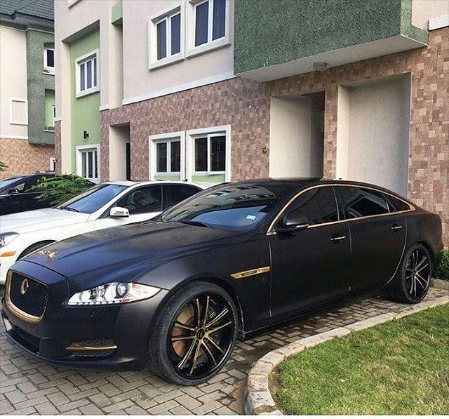 Instagram media by motoringnigeria - Supercharged Jaguar XJL sent in by @mrpresident #jaguar #xjl #jaguarxjl #Lagos #nigeria