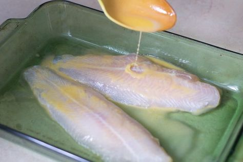 How to Bake Swai Fish in the Oven