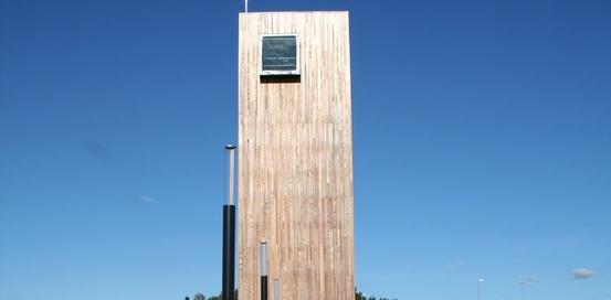 Solbergtårnet rasteplass
