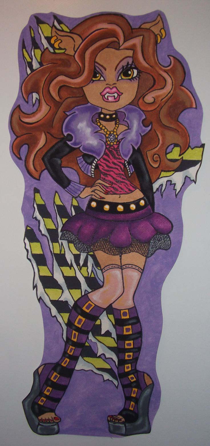 Uncategorized Monster High Paint Colors best 25 monster high bedroom ideas on pinterest room hand painted wallpaper murals by me roxanne allmuralshandpainted etsy great deco