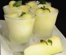Receta Sorbete de melón al cava por somarsae - Receta de la categoria Bebidas y refrescos Receta Sorbete de melón al cava por somarsae…