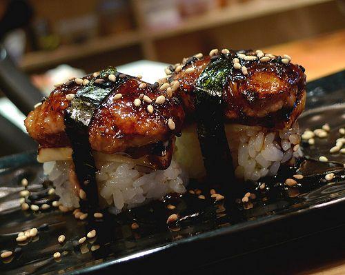 El sushi está alcanzando cotas de popularidad y de fusión que rozan ...