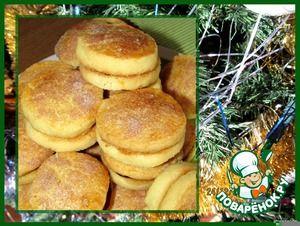 Шведское печенье Julkuchen