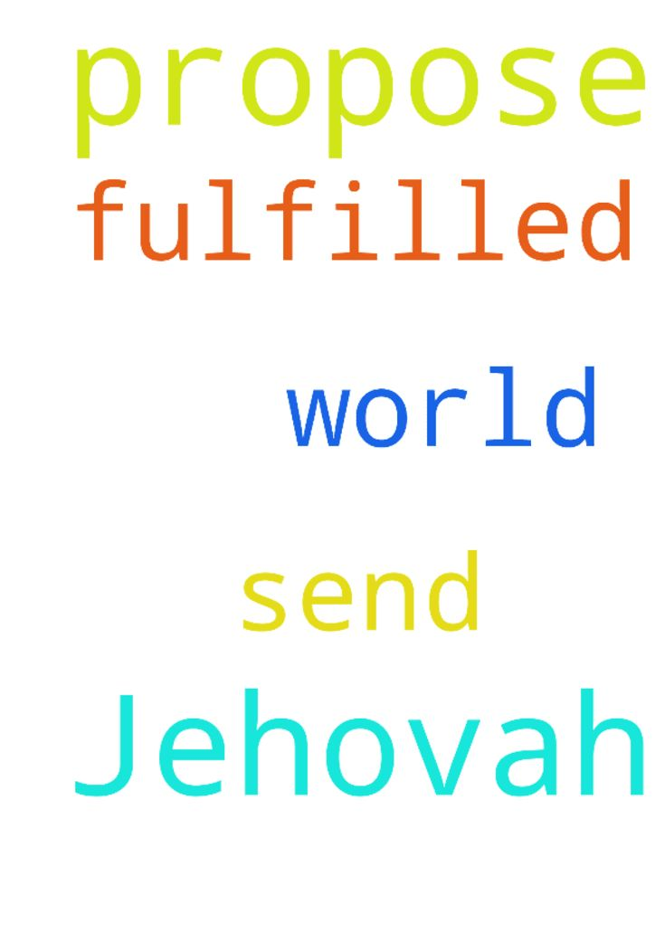 My prayer request is the propose in which Jehovah God - My prayer request is the propose in which Jehovah God has send me to this world should be fulfilled Posted at: https://prayerrequest.com/t/SXA #pray #prayer #request #prayerrequest