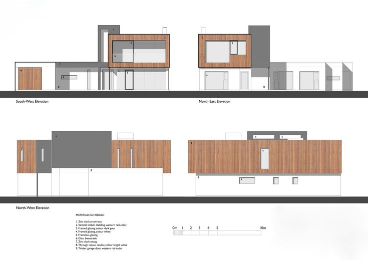 Gallery Of Zinc House Ob Architecture 19 Architecture House Architecture House Elevation Zinc house floor plan