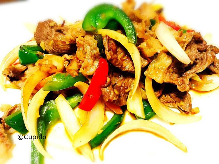 Pan-fried Beef with Garlic Butter Soy Sauce_©Cupido