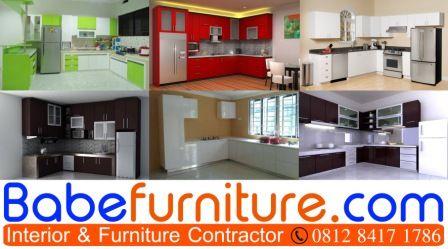 Babe Furniture - Jasa Pembuatan Kitchen Set Pamulang 0812 8417 1786: Pembuatan Kitchen Set Minimalis 0812 8417 1786