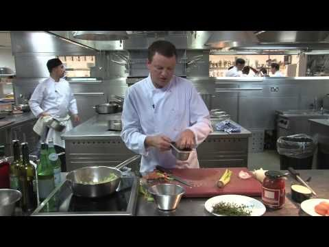How To Make Farmer's Soup with Poached Egg | by Theo Randall