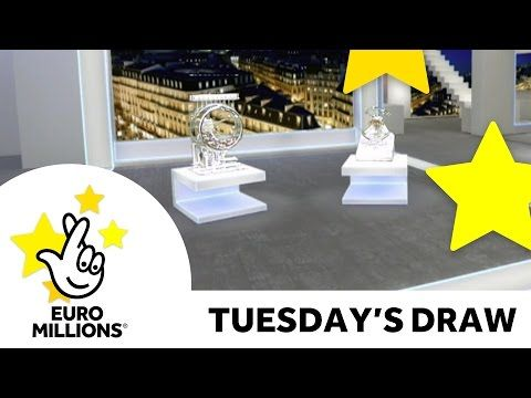The National Lottery Tuesday 'EuroMillions' draw results from 30th August 2016 - (More info on: http://1-W-W.COM/lottery/the-national-lottery-tuesday-euromillions-draw-results-from-30th-august-2016/)