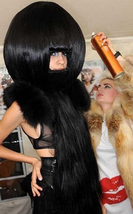 53 Best Weird Haircuts Images On Pinterest Ha Ha Hair