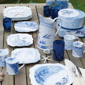 17 best blue dishes images on pinterest blue dishes for Arredamento made in china