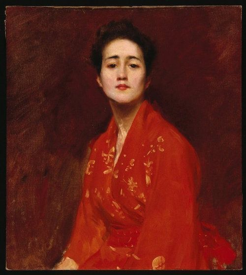 William Merritt Chase- Online Collection of Brooklyn Museum