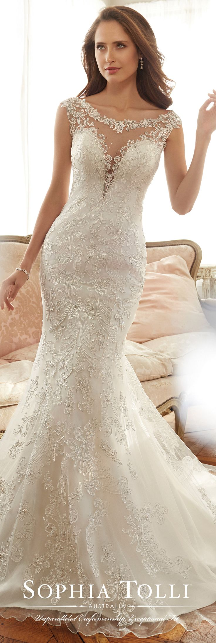 Popular Sophia Tolli Wedding Gowns Y Mimi