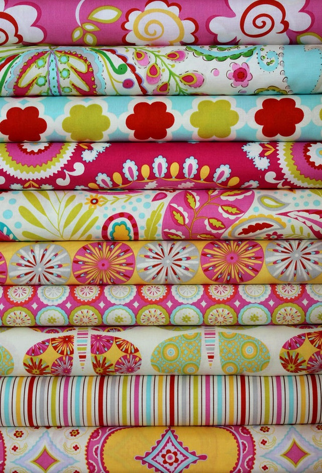 17 best images about the quilt bedding tuts on pinterest for Kumari garden fabric by dena designs