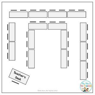 Best 25 classroom desk arrangement ideas on pinterest classroom my mum the teacher teaching 101 setting up your classroom desk arrangement pronofoot35fo Image collections