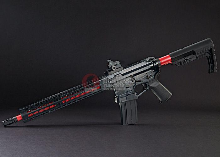 Airsoft Surgeon 3 Gun AR Navy Blue GBB