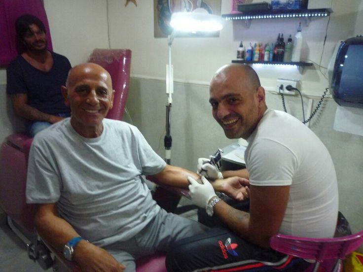 #pierro #tattoomango