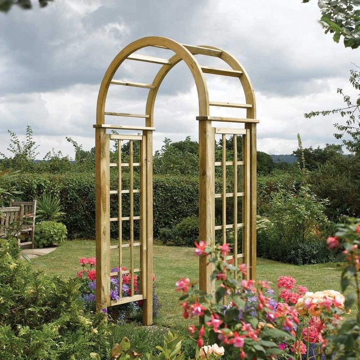 Garden Design Arches 42 best small pergolas, garden arches, arbours images on pinterest