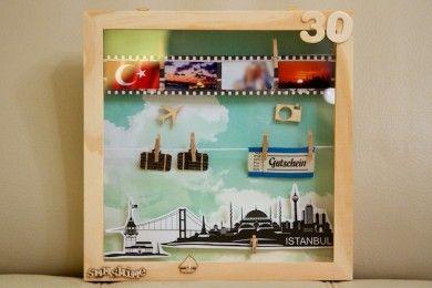 Gutschein Reise Istanbul