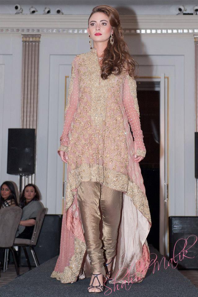 Sana safinaz bridal dresses collection 2013
