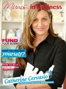 Issue 4  -- Mums in Business Magazine