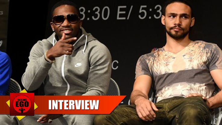PORTER: KEITH THURMAN'S BEEN SCOUTING SHAWN & ADRIEN BRONER HAS FIGHTS O...