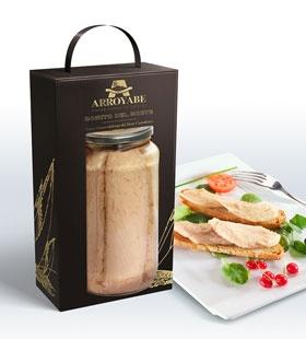 Un buon packaging per un successo di prodotto quasi annunciato.     Grande apprezzamento per il design e un tutto esaurito nelle vendite per la nuova confezione regalo del Bonito, il gioiello di casa Arroyabe, tonno speciale del Mar Cantabrico.