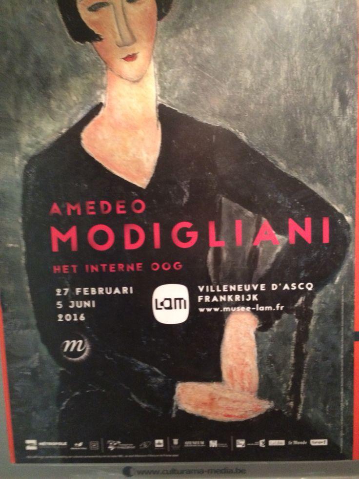 Modigliani @ LAM Lille - 5/06/2016