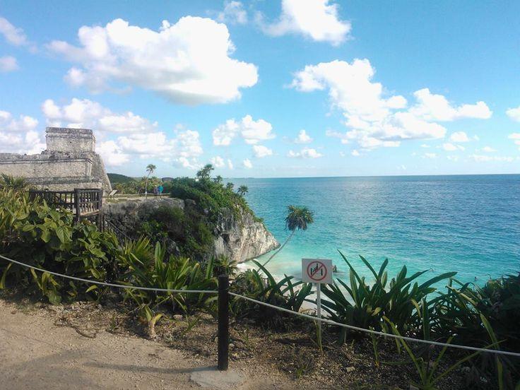 Tulum, Quintana Roo, México.