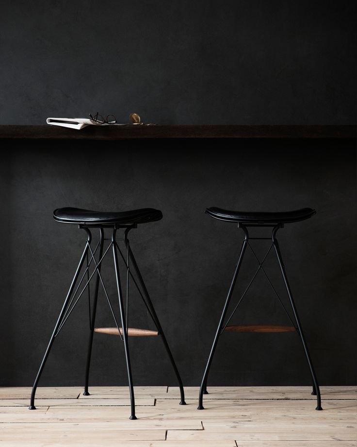 Wire Bar Stools by Overgaard & Dyrman
