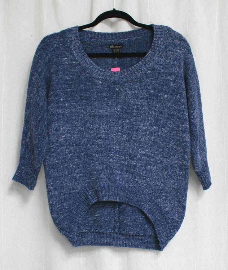 Ella Moss sweater, size S.