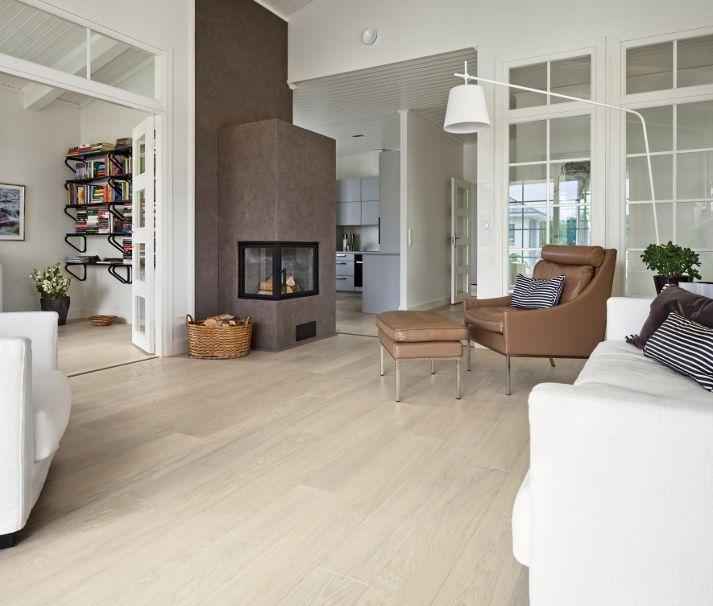 #Parquet #Timberwise Oak HW Cream_K37 #Interiordesign #Home #Mataro #Barcelona www.decorgreen.es