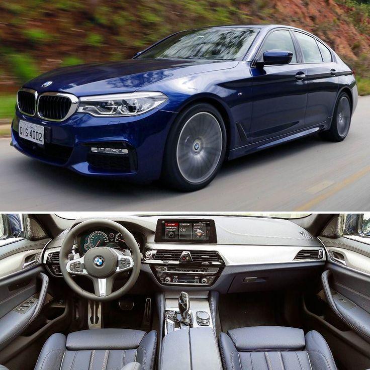 BMW Série 5: começam as vendas no Brasil Asétima geração do BMW Série 5 chega já está disponível em toda a rede de concessionárias BMW no Brasil nas versões 530i M Sport (R$ 314.950) e 540i M Sport (R$ 399.950). #CarroEsporteClube #bmw #bmwserie5 #bmwbrasil