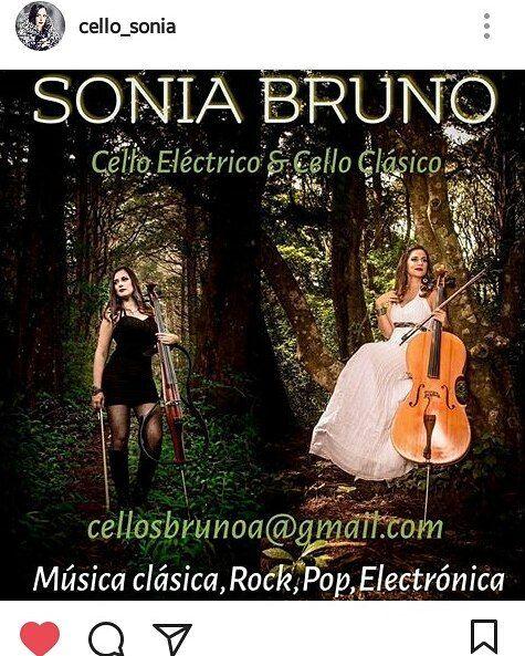 No me canso de decirlo!!! Que orgullo para mi ver los fotos en las biografías perfiles y posts de grandes talentos de la música! Me honran cada vez que veo algo así! Gracias @cello_sonia !!! SOS TALENTO PURO !!! #Instagram #alejandrocamposphotography #cellist #cello #soniabruno #proud #Costa_Rica #talent # MusicPhotography