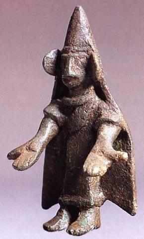 Castellar de Santisteban, Jaen, Spain; above 100 B.C. Leer más: http://el-libertario.webnode.es/en/nuestros-antiguos-instructores/