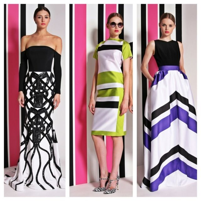 Project Runway's Christian Siriano's 2014 Resort Collection
