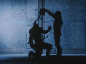 真・仮面ライダー序章 改造兵士レベル3 ハイバイブ・ネイル(別名:脊髄ぶっこ抜き)