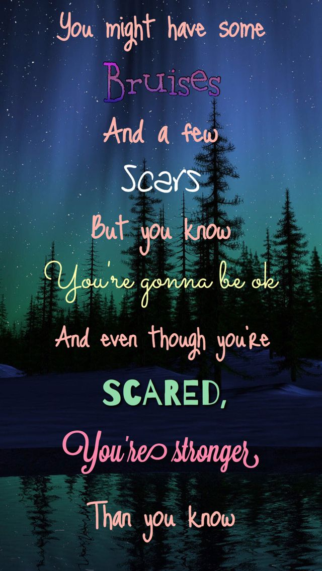 From Something Wild by Lindsey Stirling featuring Andrew McMahon In the Wilderness *Originally Made by Erin McKenna*