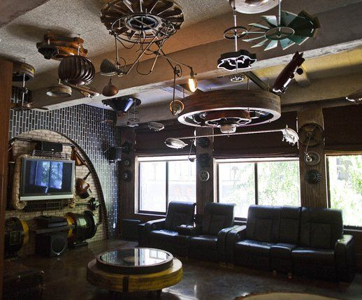 119 best steampunk decor ideas images on pinterest